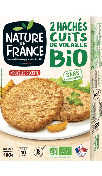 haches_cuits_poulet_bio_nature_de_france